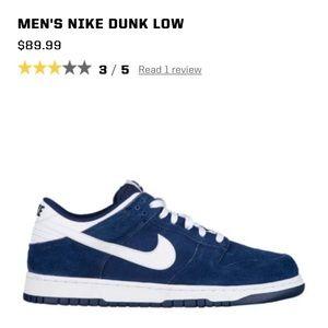 Mens Nike Dunks